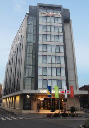 فندق كورتيارد باي ماريوت سراييفو