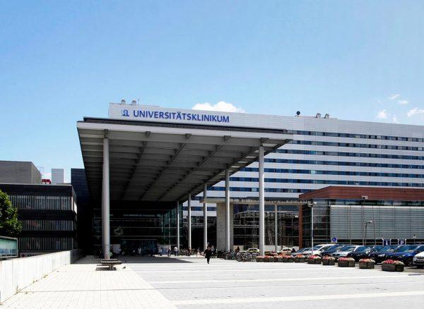 مستشفى جوته الجامعى