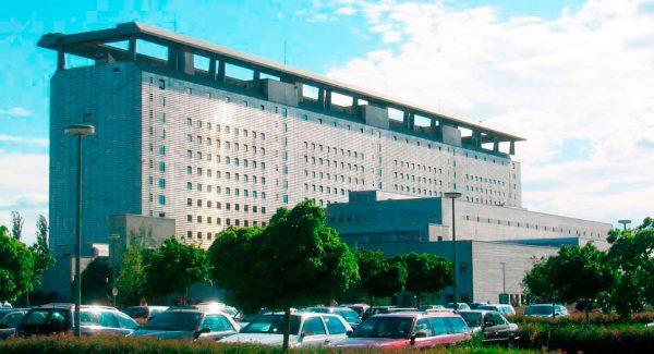 مستشفى لودفيغ ماكسيميليان