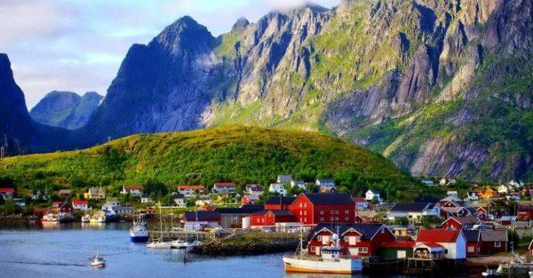 مميزات النرويج كعضو فى منطقة شنغن