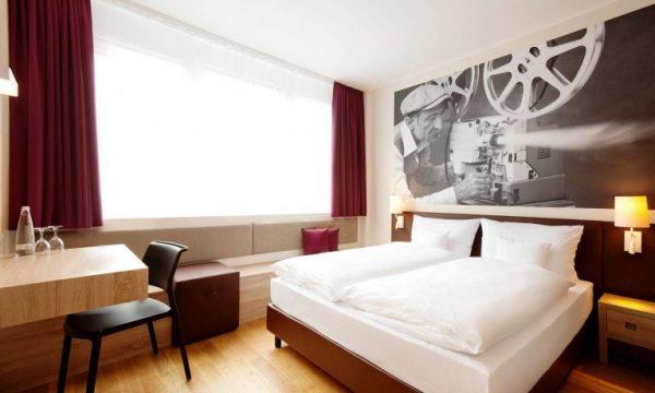 الإقامة فى فندق رينالو ميونخ