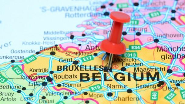 السفر الي بلجيكا