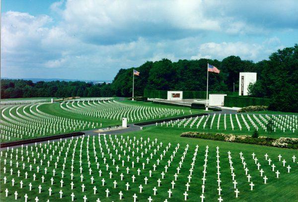المقبرة الأمريكية