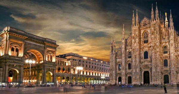 تعرف على مدينة ميلان