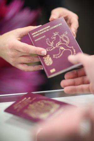 جواز سفر لوكسمبورغ