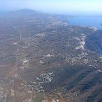 طيران من اثينا الى سانتوريني ... سرعة الوصول