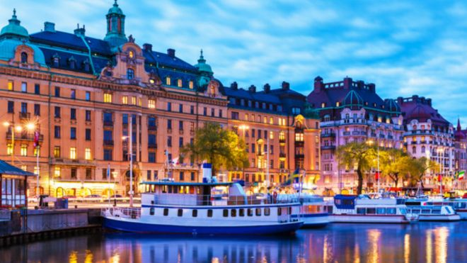 فنادق السويد خمس نجوم