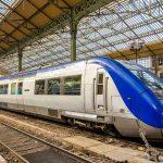 قطار باريس برشلونه ... سهولة الوصول و الراحة