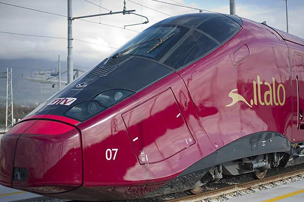 قطارات روما نابولي