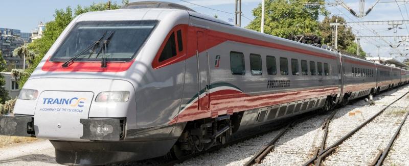 قطار أثينا سالونيك