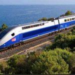 قطار روما زيورخ ... سرعة الوصول و الإنتقال