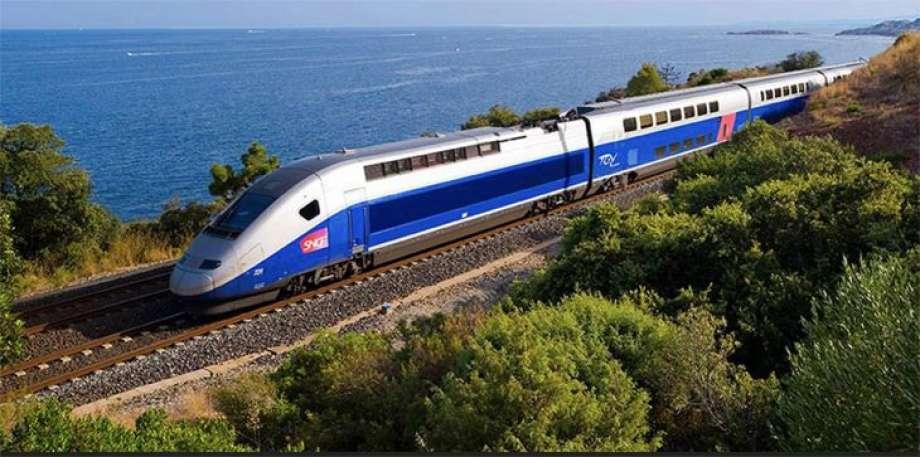 قطار روما زيورخ