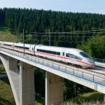 قطار من برلين الى فرانكفورت ..... تجربة مميزة