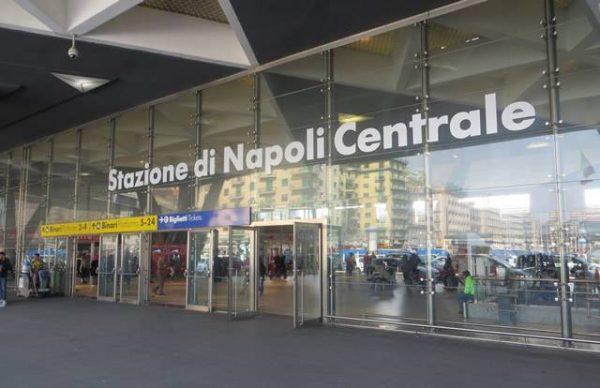 محطة قطارات نابولي