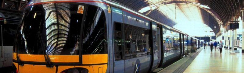 محطة قطار لندن