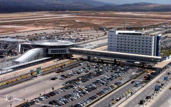 مطار أثينا