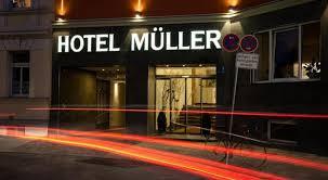 أهم خدمات فندق مولر بميونخ