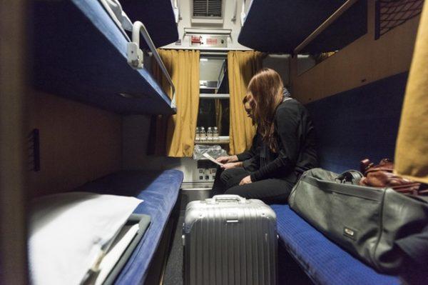 القطار الليلي من برلين إلى باريس