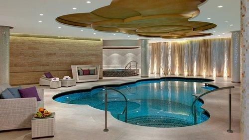 المسبح فندق والدورف استوريا برلين