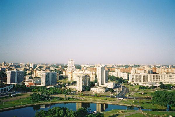 تعرف على مدينة بريست الأجمل فى بيلاروسيا