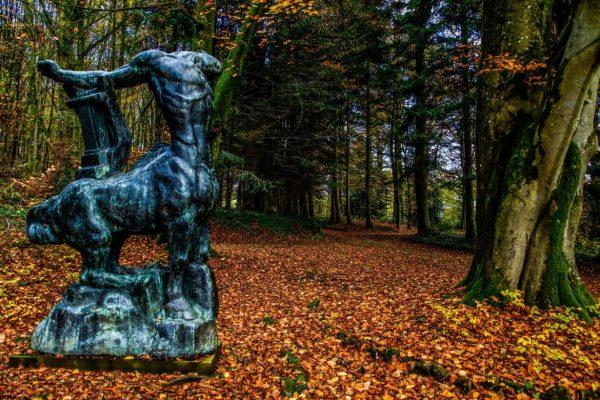 حدائق قلعة كولباخ