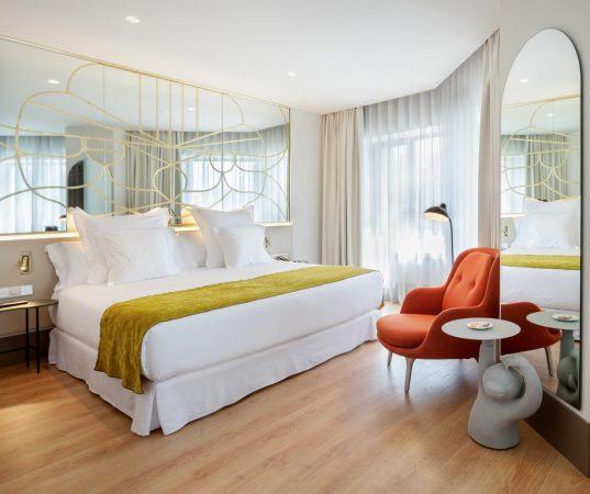غرف فندق بارسيلو توري دي مدريد