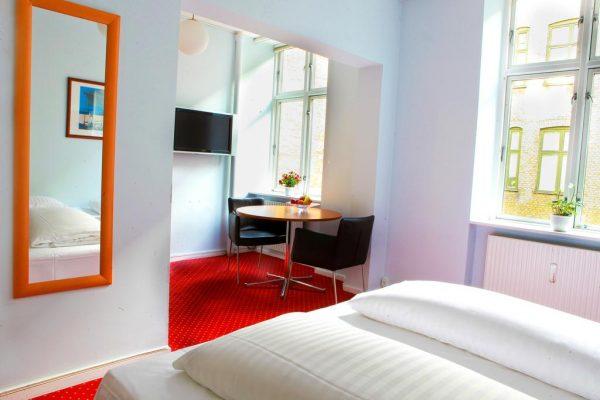 غرف فندق نورا كوبنهاغن