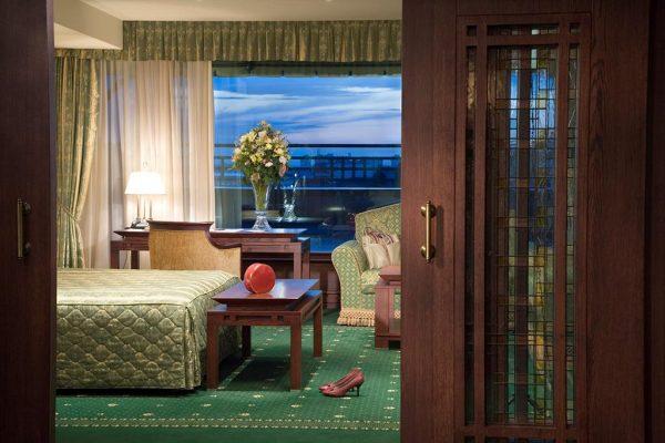 فخامة الغرف في فندق غراند صوفيا