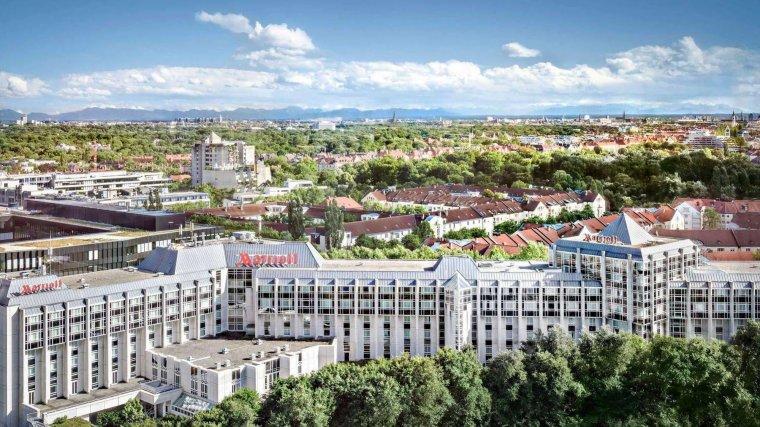 فنادق ميونخ مركز المدينة