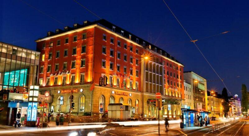 Photo of فنادق ميونخ ….. تعرف على أفضلها