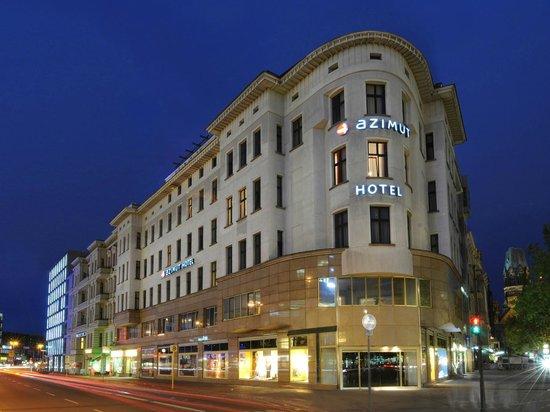 فندق أزيموت هوتل برلين