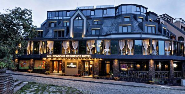 فندق أول سيزونس ريزيدنس هوتيل