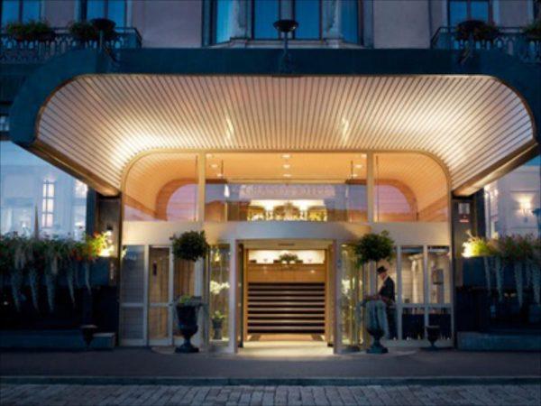 فندق جراند هوتيل ستوكهولم بالسويد
