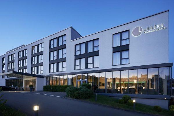 فندق ليجيريه لوكسمبورغ
