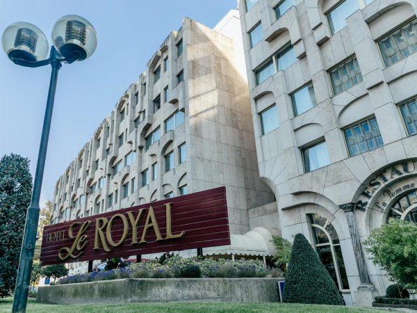 فندق ليه رويال