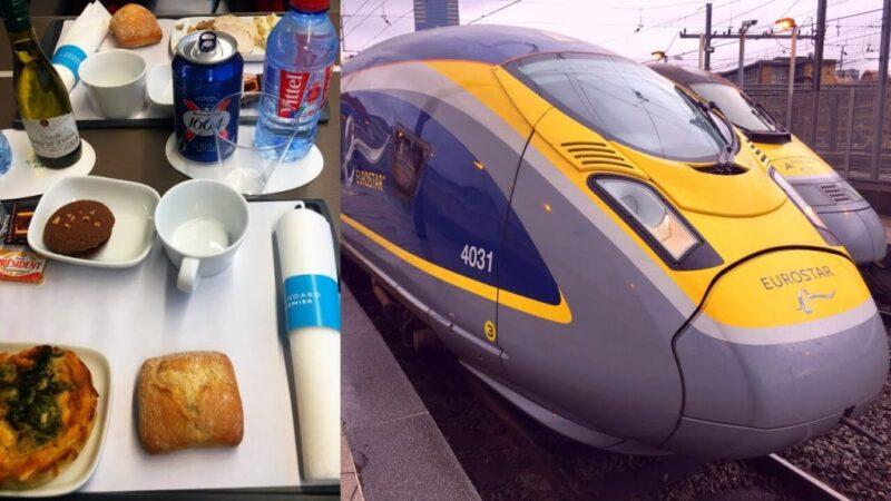 قطار برلين باريس