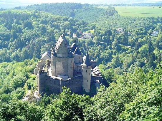 قلعة فياندن