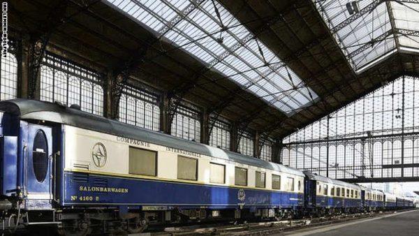 كيفية السفر من برلين إلى باريس