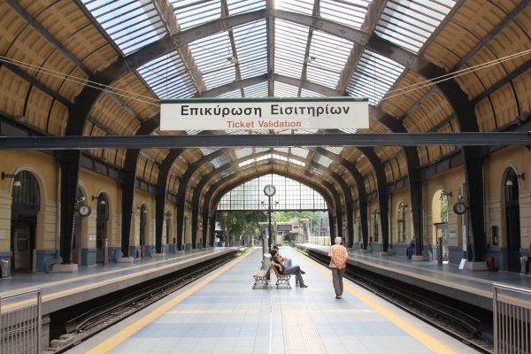 محطة قطار أثينا