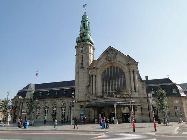 محطة لوكسمبورغ للقطارات