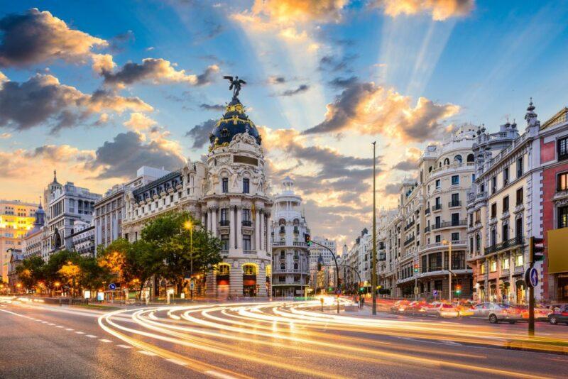 فنادق مدريد 5 نجوم .. تعرف علي مميزاتها