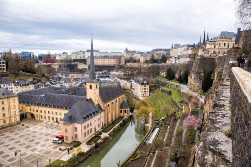 Photo of عاصمة لوكسمبورغ … تعرف علي أهم المناطق بها