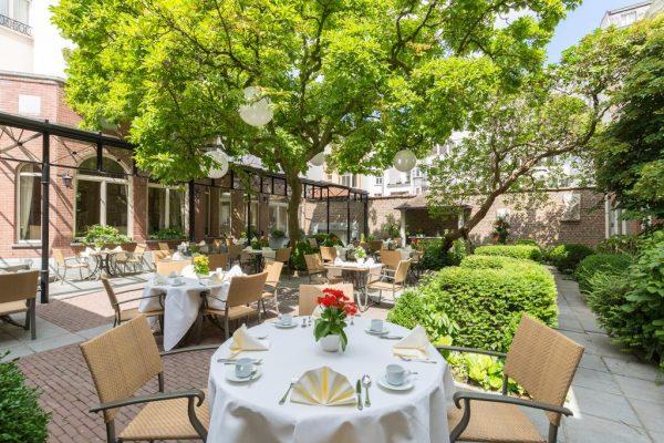 مطعم فندق ستانهوب باي ثون هوتيلز