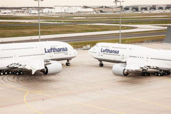 طيران لوفتهانزا