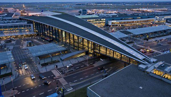 مطار كوبنهاغن
