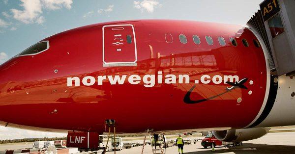 الطيران النرويجي