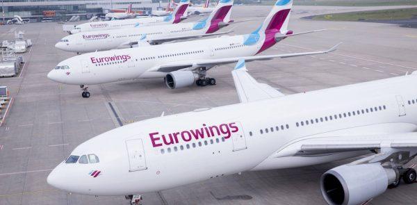 طيران يورو وينجز