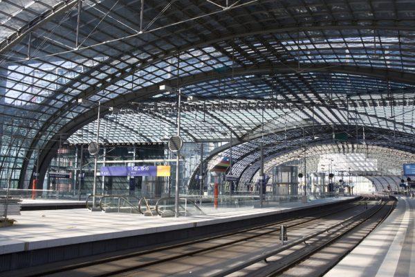 محطة قطار برلين