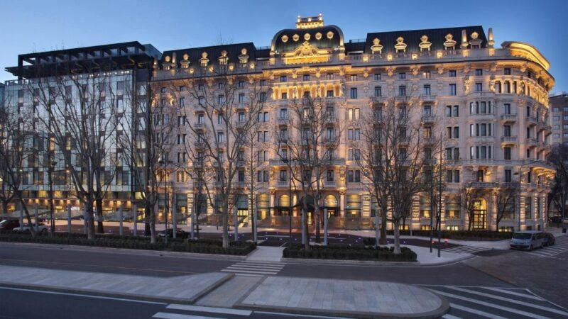 فنادق في وارسو