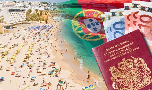 السفر الي البرتغال للسوريين